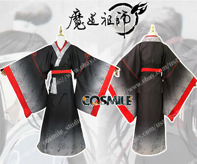 Grandmaster of Demonic Cultivation Wei wuxian BL Cosplay Costume Rebirth Ver. Sa