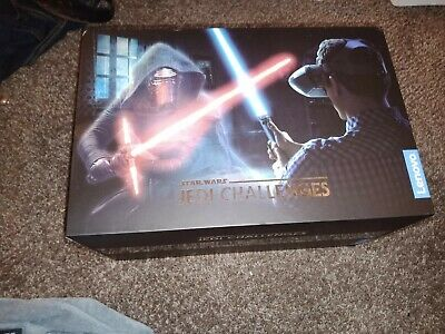 Lenovo Star Wars Jedi Challenges AR Headset w/ Lightsaber Controller *FREE SHIP*