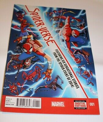 Various Spider-verse comics incl. #1 The Amazing Spider-man Part 2