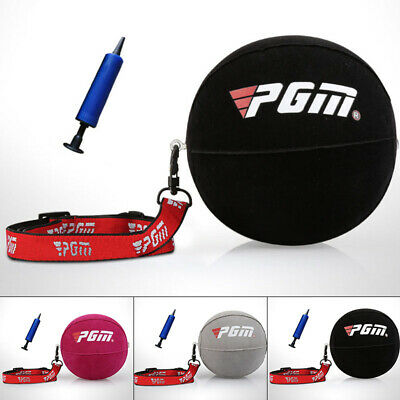 Tour Striker Inflatable Smart Ball Golf Swing Aids Trainer Posture Training