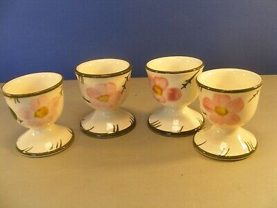 Villeroy & Boch Wildrose   4 x Eierbecher  #365