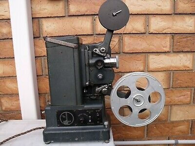 Vintage G916 Bolex Movie Projector