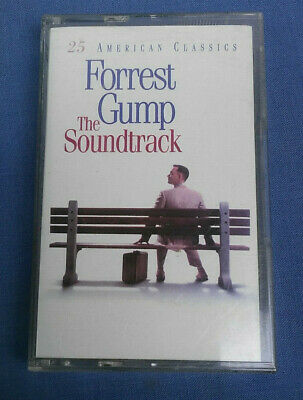 Forrest Gump The Soundtrack Cassette Tape Tested Working Free Uk Post