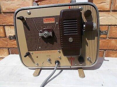 Vintage Kodak Brownie  8 58 Projector