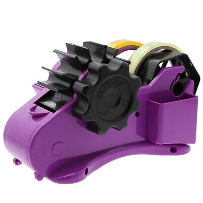 Semi-Automatic Tape Dispenser With 35Mm Fixed Length Tape Cutter Desktop Of G7O7