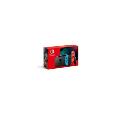 Switch Console 1.1 Neon Blue/Neon Red