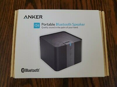Anker Portable Wireless Bluetooth 4.0 Black Speaker SUPER FAST SHIPPING