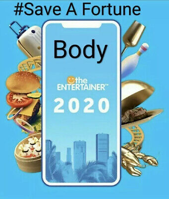 Dubai Entertainer 2019 Rental + Body - 7 Days - Used App