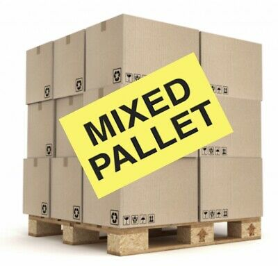 Pallet Mixed Resale Wholesale NEW Diy Ship Stock Car Boot Resell Business Joblot