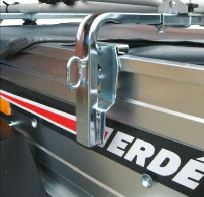 Erde Daxara  Maypole Trailer Universal Load Bars Part Number    Erde  Bu001