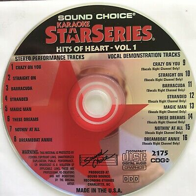Sound Choice Karaoke SC2175