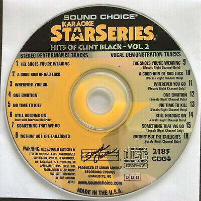 Sound Choice Karaoke SC2185