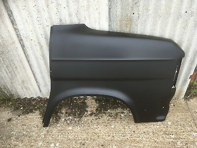 A nos Ford MK2 Transit drivers side front wing panel