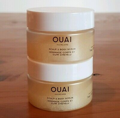 NEW Ouai Scalp and Body Scrub 30g Travel Size