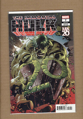 The Immortal Hulk #7 Marvel Knights MK20 Variant  Deodato Marvel 2018
