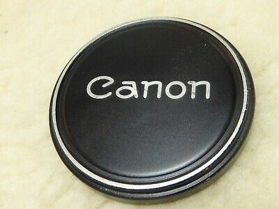 Genuine Canon 60mm Push-On Metal Front Lens Cap (for 58mm Filter lens )