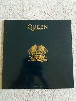 "Vinyl 12"" LP - Queen - Greatest Hits II - First Pressing - Excellent Cond -"