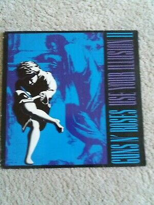 "Vinyl 12"" LP - Guns N' Roses - Use Your Illusion II-  First Pressing - Exc Cond"
