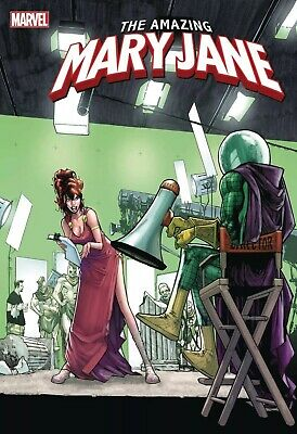 Amazing Mary Jane #2 (2019) 1st Print Ramos Cover A 11/20/19