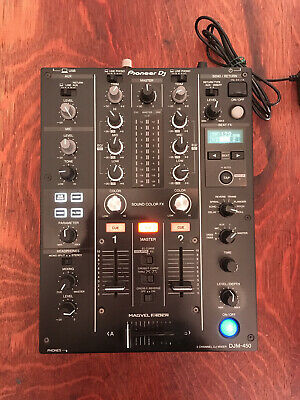 Pioneer DJM-450 DJ Mixer - (Excellent Condition) - Awesome fader!