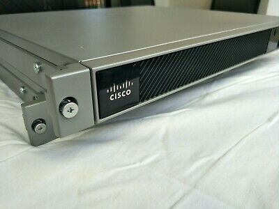 Cisco Systems ASA5512-X Adaptive Security Appliance / Firewall