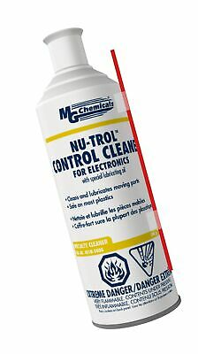 MG Chemicals 401B Nutrol Control Cleaner, 340g (12 oz) Aerosol Can 12 ounces