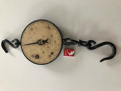 Vintage/Antique large weighing scales by Salter's -England