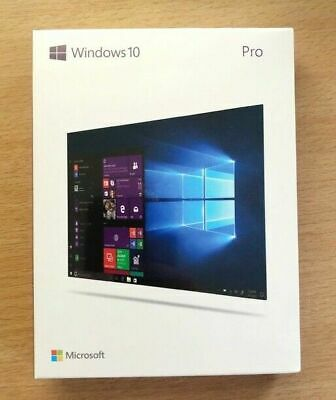 Real Windows 10 Professional Pro Key 32/64Bit Activation Code License Key