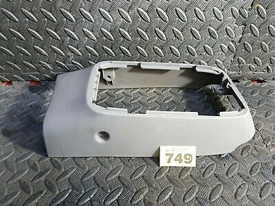 Nissan Micra K11 2000-2002 3dr gear lever cover lower trim grey cowl 96910-4F100