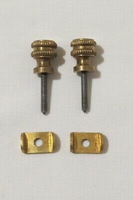 Antique screws for movement  , wall clock - JUNGHANS