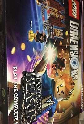 LEGO Dimensions Fantastic Beasts Story Pack 71253 NEW SEALED (PS4, Xbox Wii)
