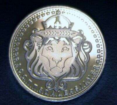 1 OZ SILVER COIN 999 - Scottsdale Lion - look at other Coin