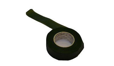 1x Flower Tape Blumenband, Wickelband Wide grün 26mm 27,5m Rolle