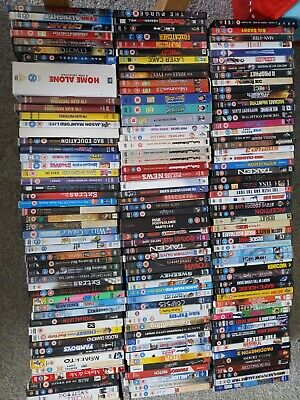 160+ DVD Bundle. Carboot Job Lot. Box Sets Comedy Action Horror Romcom Etc. Bulk