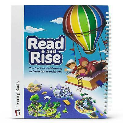 Read and Rise:The Fun, Fast and Firm Way to Fluent Quran Recitation Book
