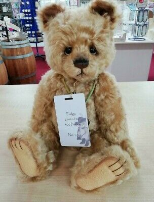 SPECIAL OFFER! Charlie Bears Isabelle Mohair PUDGY (Limited Ed 176/400) RRP £150