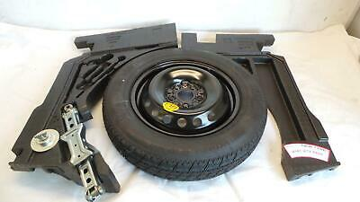 """NISSAN QASHQAI j10 spare wheel and jack kit with foam 16"""""""
