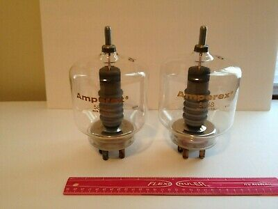 2 pcs - Amperex 5868 tube , Tested
