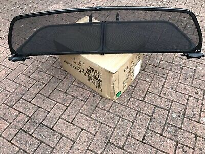 BMW Genuine 6 Series E64 Convertible Wind Deflector 2004-2011 & Bag.