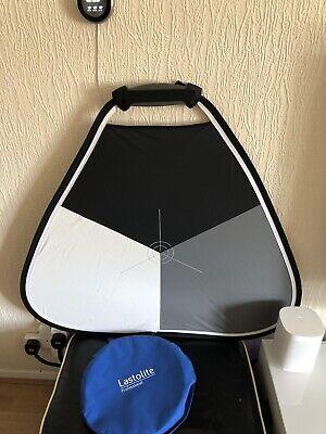 Lastolite Xpobalance TriGrip Large Colour Balance And Silver Reflector 75cm