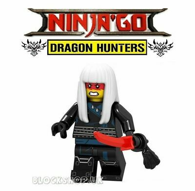DRAGON HUNTER fits lego figure N7 NINJAGO IRON BARON