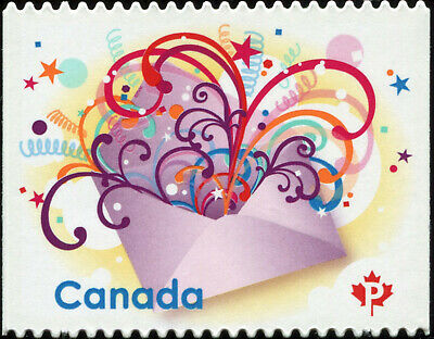 Canada Scott 2314i Celebration in the Mail, DC QP  VF MNH OG (20327)
