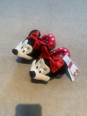 Minniemouse 3D Slippers Infant 8/9