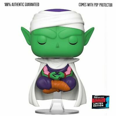 Funko Pop Piccolo Meditation Dragon Ball Z 2019 NYCC SHARED Exclusive Preorder