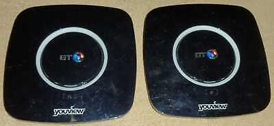 2 x BT YouView Freeview HD Box DB-T2200 ( BBC iplayer, Netflix etc ) Replacement