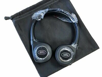 Brand New Genuine In Car Wireless Headphones Range Rover Land Rover