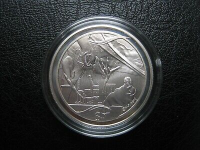 New Zealand 2003 $1 Silver Proof Coin ~ Lord of the Rings ~ Frodo & Nazgul