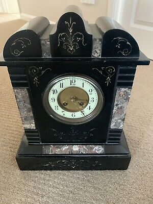 Antique Slate Clock