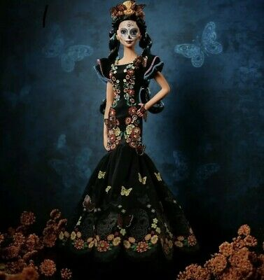 Barbie Day Of The Dead Barbie Dia De Los Muertos CONFIRMED ORDER SOLD OUT