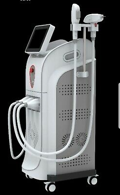 Apollo Infinity 4 in 1 OPT+ SHR+RF +ND YAG Tattoo Removal Laser + Free Training